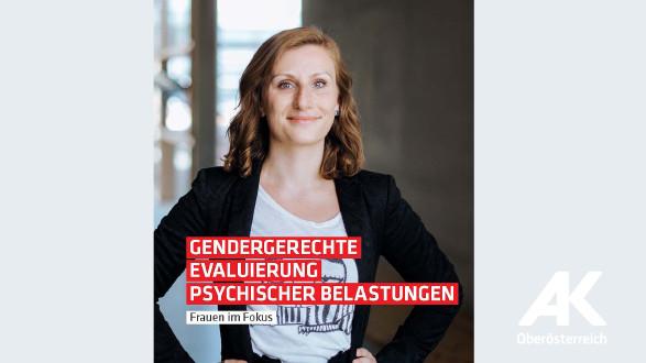 Broschüre: Gendergerechte Evaluierung psychischer Belastungen © -, Arbeiterkammer Oberösterreich