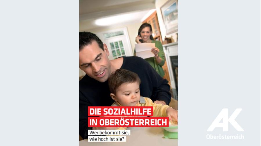 Sozialhilfe in Oberösterreich © -, Arbeiterkammer Oberösterreich