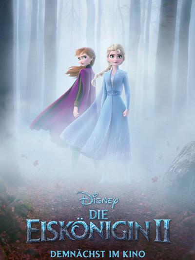 """Filmplakat """"Die Eiskönigin 2"""" © -, star movie"""
