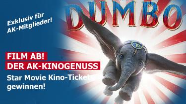 Film: Dumbo © -, star movie | akooe