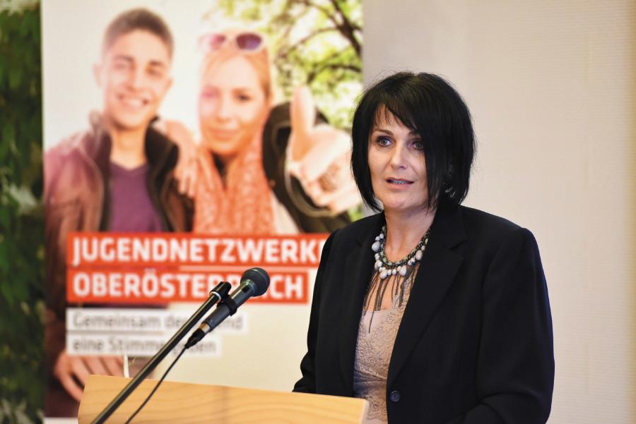 AK-Vorstandsmitglied Elfriede Schober © AKOÖ, -