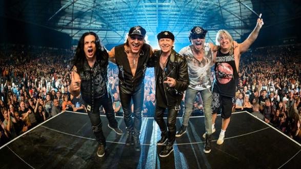 Rockband Scorpions © -, www.clamlive.at