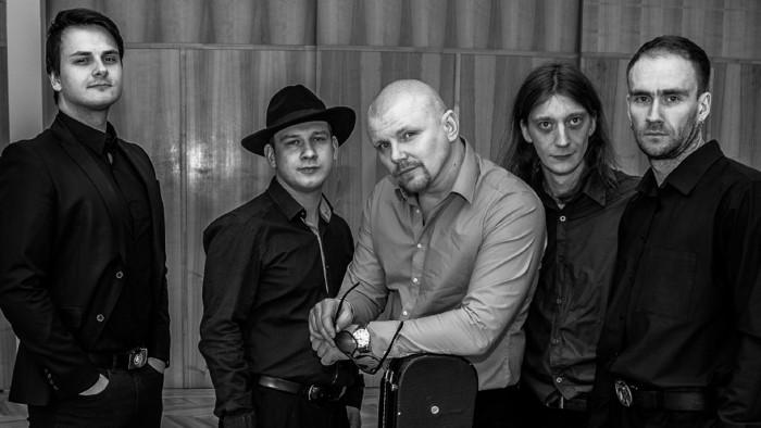 Latvian Blues Band © Laura Grinval, -
