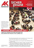 Wandzeitung Sicher Gesund 2017 Nr. 2 © AKOÖ, -